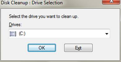 how to go to specific drive command